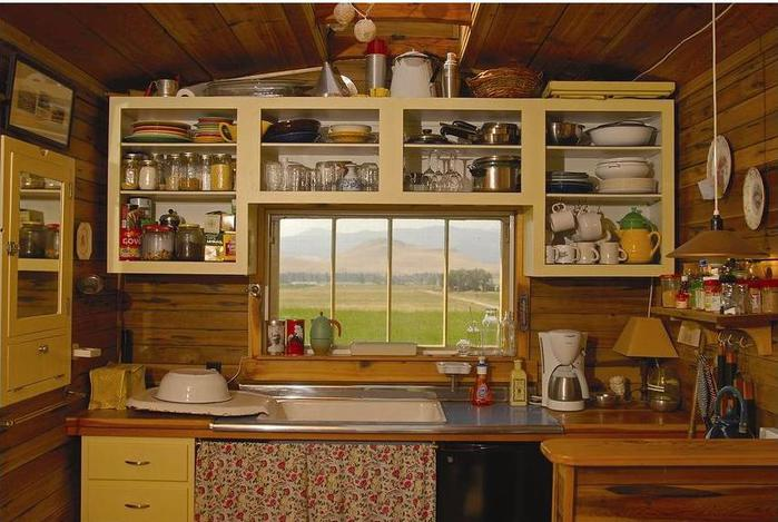 Дачные дома кухни своими руками