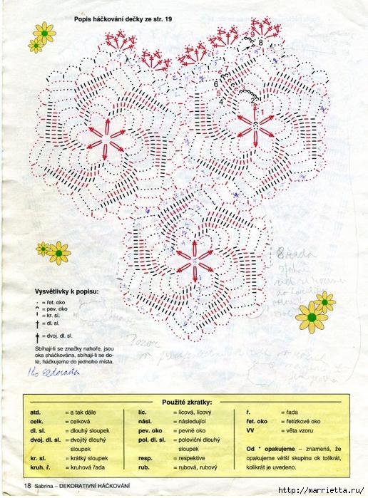 салфетка крючком (1) (516x700, 374Kb)