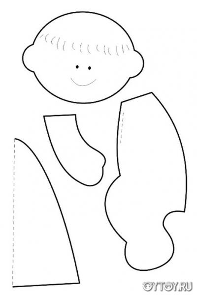 Часть 1 - Тряпичные куклы
