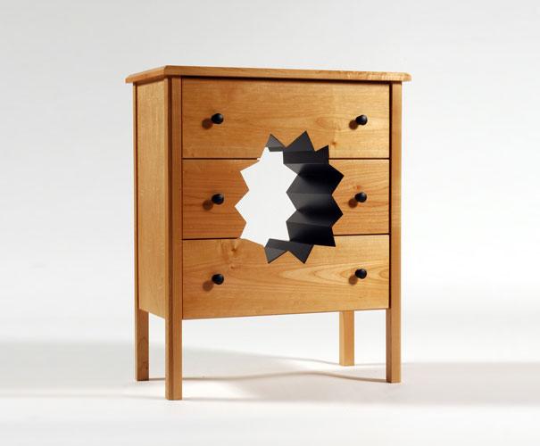 Мебельные чудачества