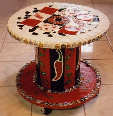 decorated-cable-spool-table (389x400, 97Kb)