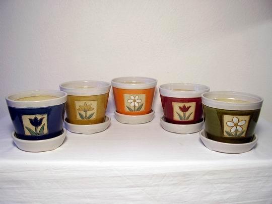 Красивые керамические горшки для комнатных цветов (11) (540x405, 77Kb)