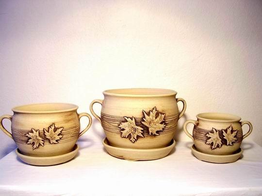 Красивые керамические горшки для комнатных цветов (14) (540x405, 92Kb)