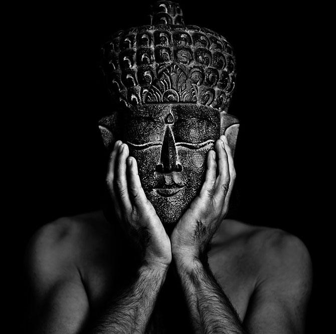 черно-белые фото Бенуа Курти 10 (670x667, 161Kb)