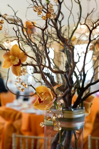 Осенняя флористика. Красивые идеи для украшения интерьера (11) (383x574, 183Kb)