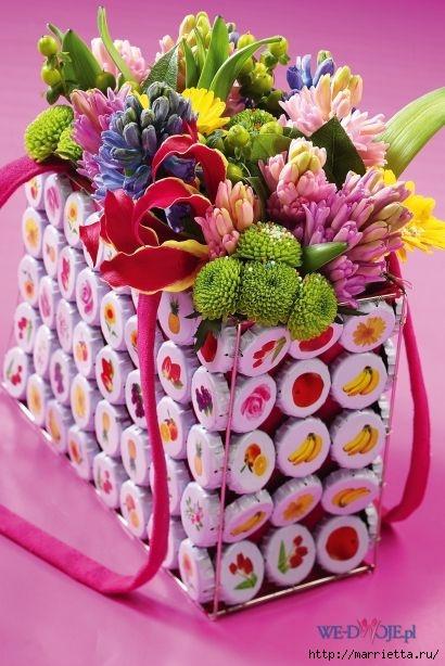 Осенняя флористика. Красивые идеи для украшения интерьера (36) (410x614, 176Kb)