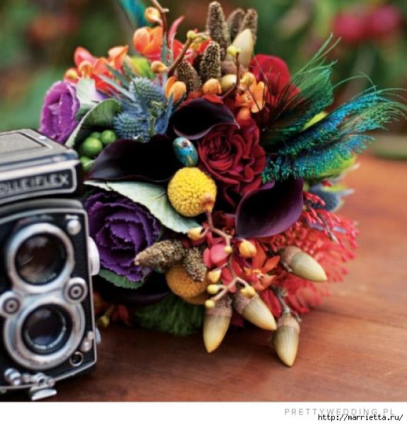 Осенняя флористика. Красивые идеи для украшения интерьера (40) (575x601, 217Kb)