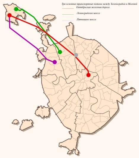 Зеленоград, вместе с подчинёнными ему населёнными пунктами, входит в состав города Москвы как Зеленоградский...
