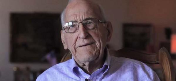 Доктор Эллсуорт Уэрхэм — 98-летний веган (599x275, 27Kb)