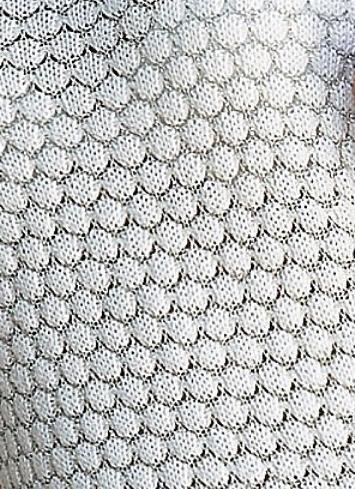 Нежность белого цвета. Пуловер и ажурная туника спицами (8) (355x489, 176Kb)