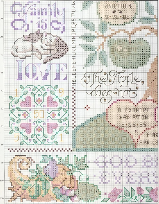 Cross Stitch Gold 12 011 (546x700, 356Kb)