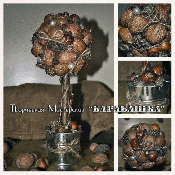 Топиарии, сувениры и композиции из КОФЕЙНЫХ ЗЕРЕН (17) (700x700, 439Kb)