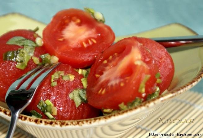 Как замариновать помидоры холодным способом (6) (655x446, 166Kb)