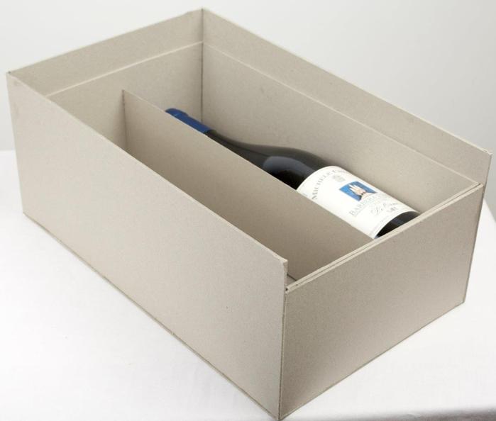 Caja con tapa deslizante de vino y copas de vino.  Gran regalo con sus propias manos!  (6) (700x594, 157Kb)