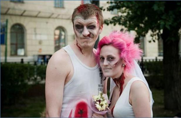 оригинальные свадебные фотографии 2 (617x404, 90Kb)
