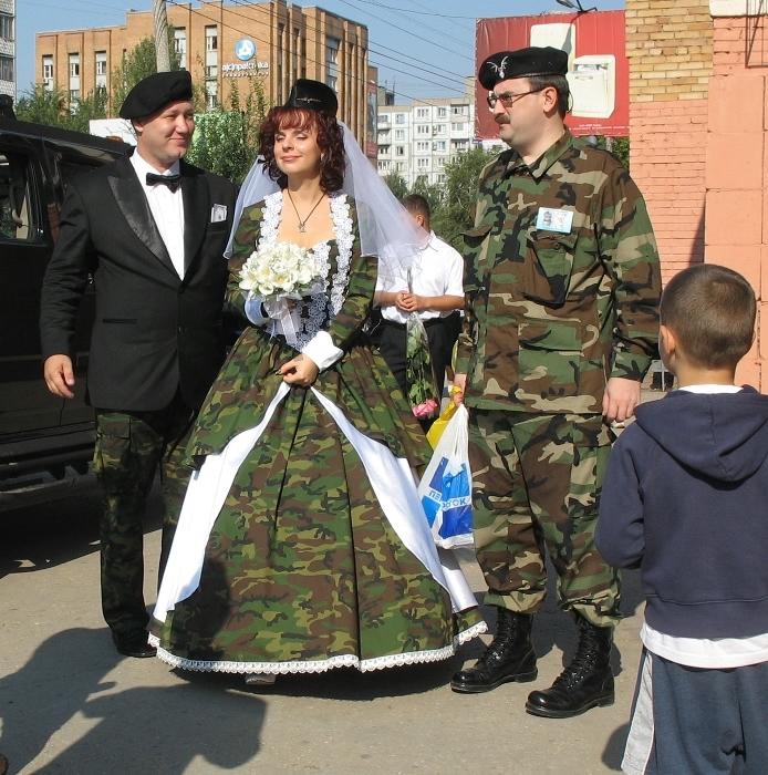 оригинальные свадебные фотографии 17 (694x700, 410Kb)