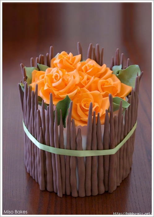 fall_rose_cake_diy_3b (497x700, 214Kb)