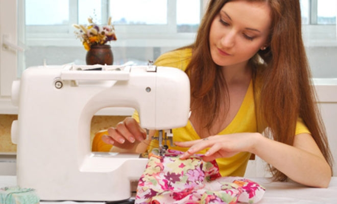 Начать шить на дому