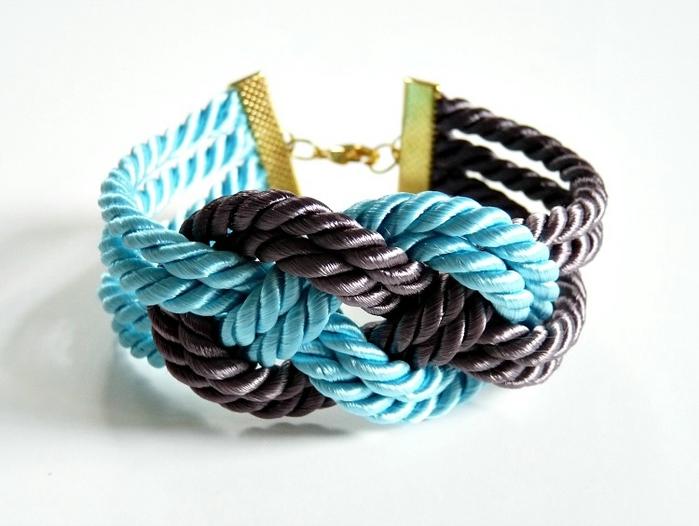 Cord Bracelet Two Tone (700x526, 196Kb)