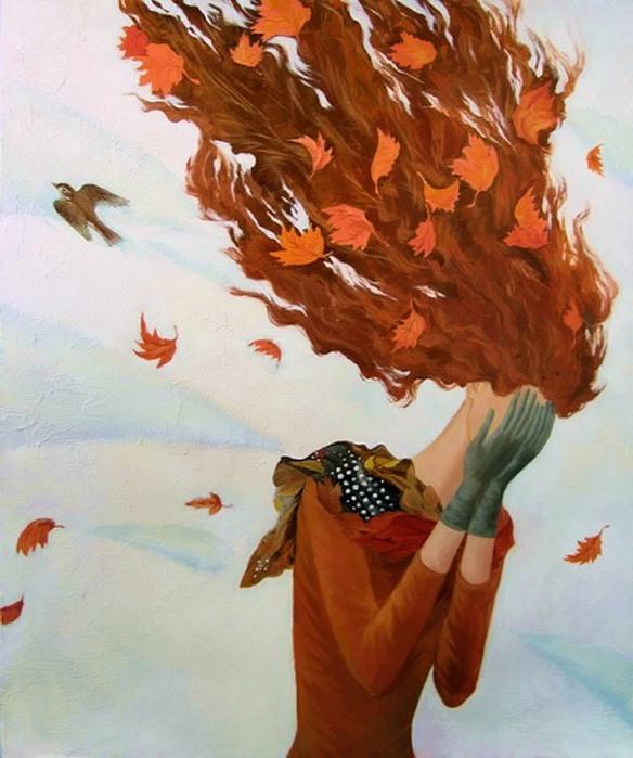 Ярмолюк Анна. Настоящая осень (584x699, 334Kb)