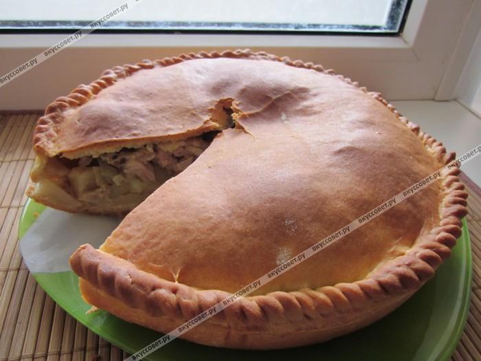 пошаговые рецепты пирогов с фото