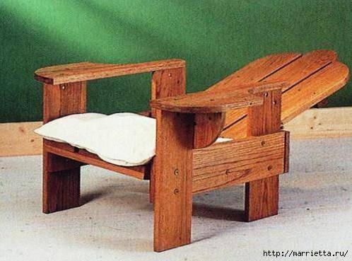 Как сделать стильное кресло из поддонов (12) (498x369, 106Kb)