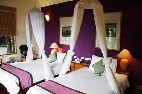 Girls bedroom interiors