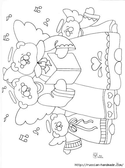 трафареты ангелов (15) (432x583, 105Kb)