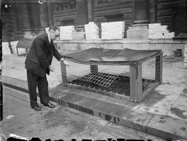 кровати от бомбежек второй мировой фото 6 (640x483, 151Kb)