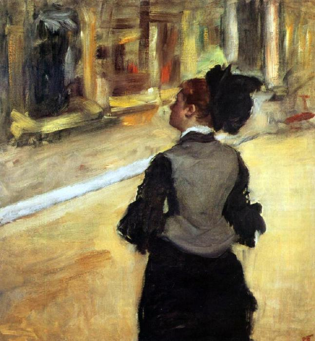 edgar degas.a_visit_to_the_museum (646x700, 70Kb)