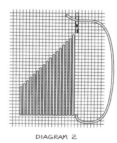 Картина ОСЕННИЙ ПЕЙЗАЖ. Вышивка гладью (3) (374x458, 101Kb)