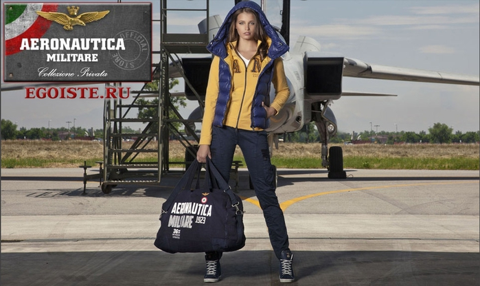Женская Одежда Аэронавтика Милитари