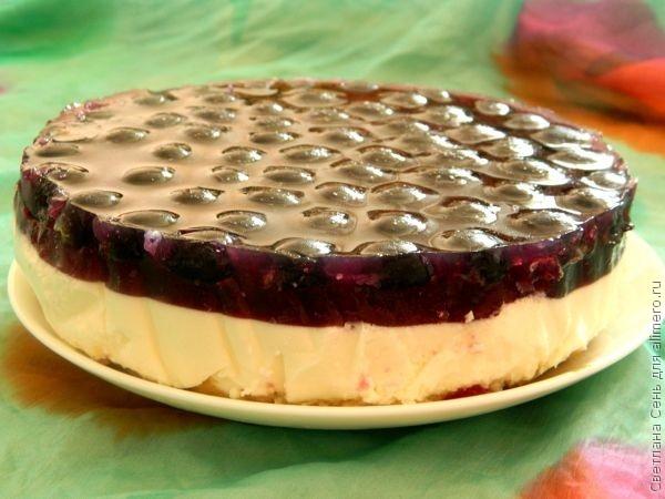 Рецепт виноградного торта (11) (600x450, 140Kb)