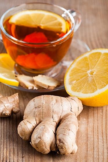 правильный имбирный чай для похудения