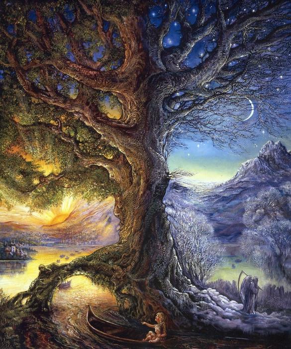 Дерево жизни (585x700, 425Kb)