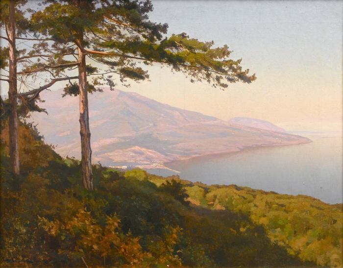 Вид на Ялту. 1902 (700x547, 56Kb)