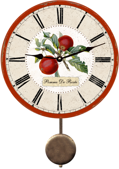 apple-wall-clock (400x568, 300Kb)