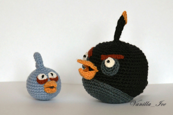 Часть 1 - Angry Birds - шаг 1