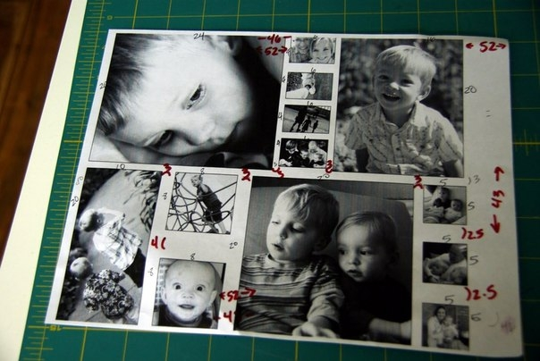 Как сделать коллаж своими руками из фотографии
