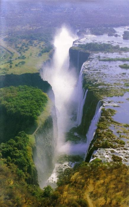 Victoria Falls - Africa (436x700, 248Kb)