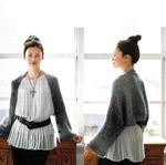Коллекция моделей в журнале Let's Knit Series №80221