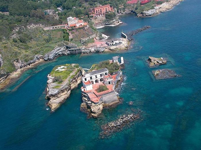остров гайола италия фото  (700x525, 310Kb)