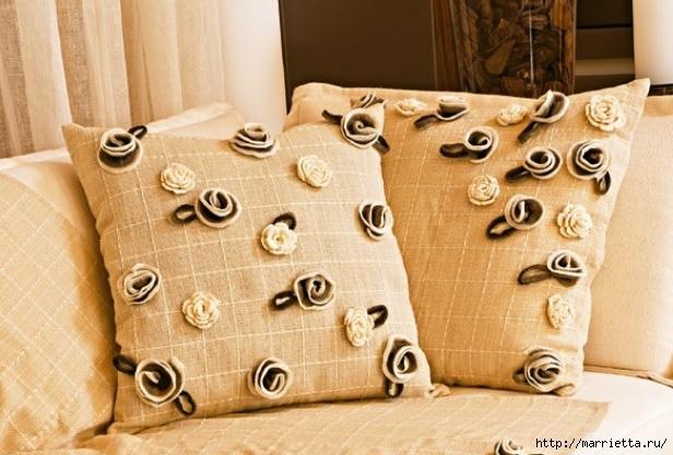 Вязание крючком. Идеи для дома со схемами (6) (616x416, 181Kb)