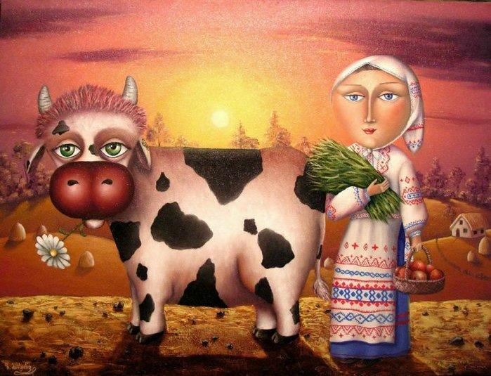 художника Зураба Мартиашвили.