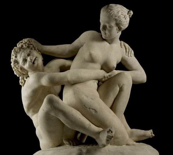 16. Секреты древнего секса. . Секс в греко-римский период был беспорядочны