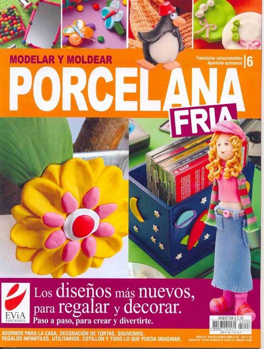 00 276 Modelar y Moldear Porcelana FrГa no.6 (Kreativa) (529x700, 342Kb)