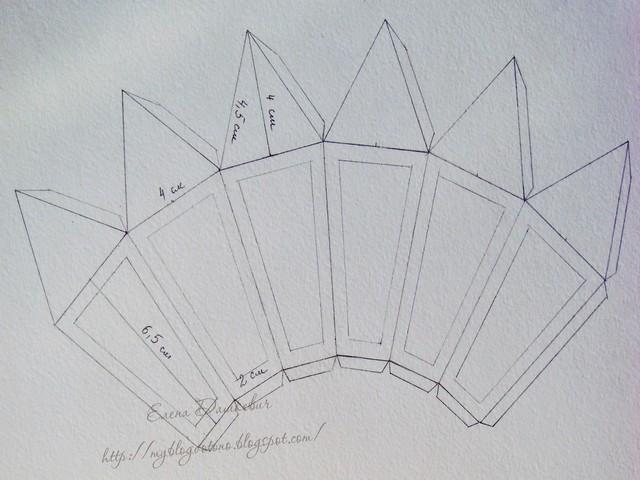 Как сделать фонарь уличный из бумаги своими руками