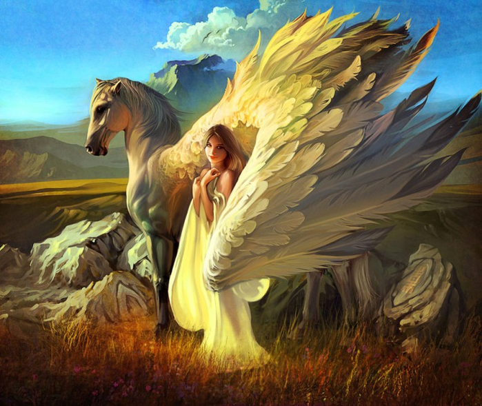 girl_and_pegasus_by_rhadsd412l7a (700x589, 478Kb)