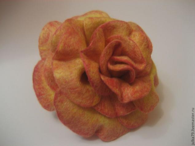Сухое валяние роза45 (635x476, 128Kb)