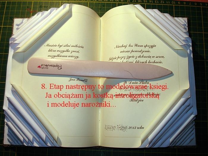 Cómo hacer un libro de decoración para un regalo.  Master Class (9) (700x525, 266Kb)